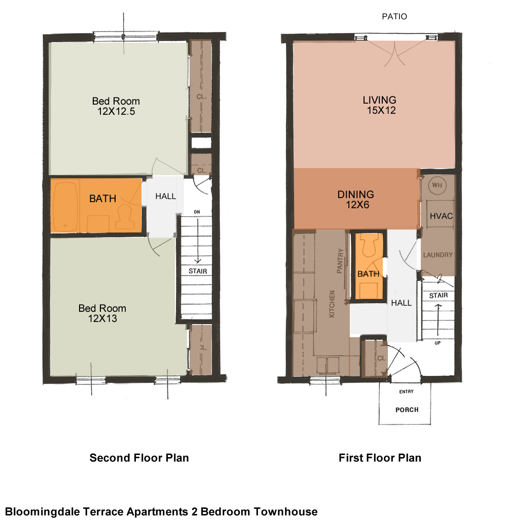 Apartments For Rent In Johnson City Tn: Floor Plans For Apartment Rentals Kingsport Tennessee